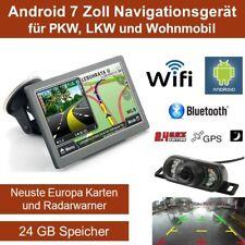 Elebest 17,8cm 7Zoll Navigationsgerät,PKW,LKW,Wohnmobil,Funk Rückfahrkamera,TMC