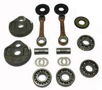 WSM Kawasaki 750 '93-'95 Crankshaft / Connecting rod / Bearing Kit PWC 010-320