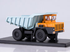 BELAZ 540А mining truck sand SSM1312 1:43