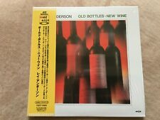 RAY ANDERSON-Old Bottles-New Wine-85/2008 CD Mini LP Japan