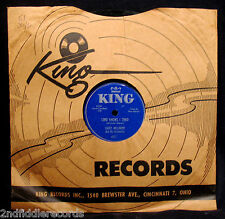 LUCKY MILLINDER-Heavy Sugar+Lord Knows-Museum Quality Jump Blues 78-KING #4557