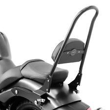 Respaldo XS3 para Kawasaki Vulcan S//Caf/é 15-19 Negro