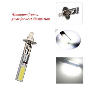 Car 6000LM H1 LED Headlight Hi/Lo Beam DRL Driving Light Lamp Bulb Bright White