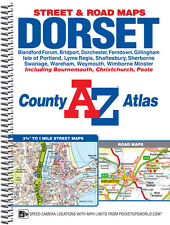 Dorset County Atlas by A-Z Maps (Street Map, 2017)