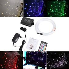 RGBW LED Glasfaser Sternenhimmel Glasfaserkabel Lichtwechsel Veränderbare Farbe