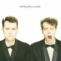 Pet Shop Boys - Actually [CD]