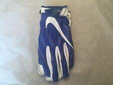 Nike Superbad 4 Ncaa Duke Blue Devils Football Gloves Pgf432-481 Men's Xxl