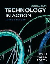 Technology in Action, Introductory by Alan Evans, MaryAnne Poatsy & Kendall Mart