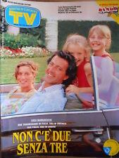 TV Sorrisi e Canzoni n°42 1992 Giorgio Gaber Speciale Moda Ungaro Versace [D45]