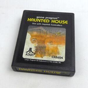 Atari 2600 Spiel -- HAUNTED HOUSE (PAL) -- Atari VCS