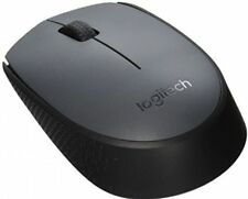 Logitech M170 2.4G Wireless Mouse for PC LAPTOP MAC---Gray
