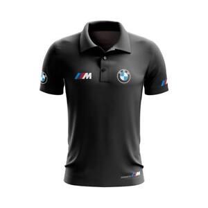 BMW motorsport polo t-shirt 100% S-XXXL