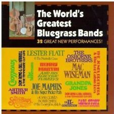 CD de musique bluegrass the band