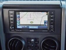 JEEP WRANGLER RER 730N DVD GPS NAVIGATION SIRIUS RADIO 2010 2009 2008 2007