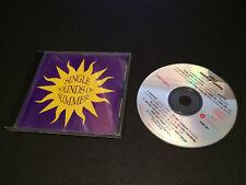 SINGLE SOUNDS OF SUMMER OZ SAMPLER CD AC/DC ACDC ROSE TATTOO RICHARD CLAPTON FOM