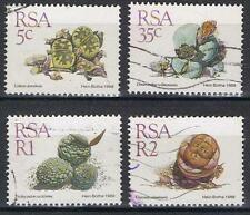 South Africa 1988 Succulents  selection to R2 Used