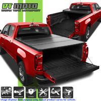 "Hard Tri-Fold Tonneau Cover For 2015-2019 Chevy Colorado GMC Canyon 5ft /60"" Bed"