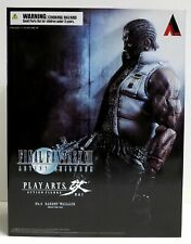 "Final Fantasy VII 7 Advent Children ""Barret Wallace"" Play Arts Kai Action Figure"