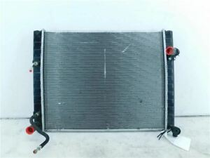 08-12 Infiniti EX35 OEM Front Cooling Radiator Assembly