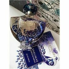 Guerlain Shalimar Souffle de Parfum EDP 50ml Limited Edition Peacock Bottle 2017