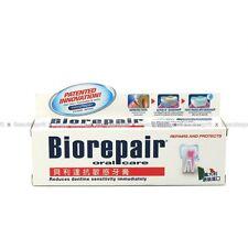 [031421] (1 PACK) Biorepair Oral Care Toothpaste 75ml Fast Sensitive Repair