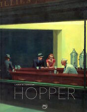 HOPPER - L'ALBUM DE L'EXPOSITION - RMN