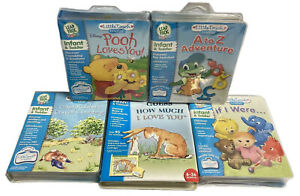 Little Touch Leap Pad Collection of 5 Interactive Books & Cartridges 30256