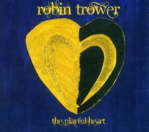 Robin Trower - Playful Heart [New CD] Germany - Import