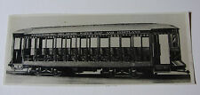 USA645 - STROUDSBURG DELAWARE WATER GAP & POORTLAND Railway Co - TROLLEY PHOTO