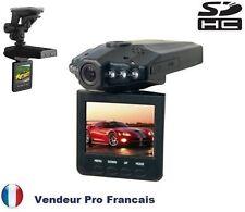 "Camera Voiture Embarquée 2.5"" Vision Nocturne 6 LED 32 GO MAXI SPORT AUTO CAR"