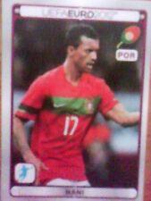 ** PANINI EURO 2012 ** STICKER ** # P24 Nani