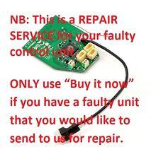 REPAIR SERVICE Eflite Blade mCP X 2 3-in-1 Control Unit Board BLH3601 - NO BIND