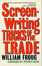 Screen-Writing Tricks of the Trade, Froug, William, 1879505134, Book, Good