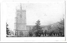 Parish Church, Watford, PPC, St Marys, Weedon 1905 Duplex, Manor House, Bascole
