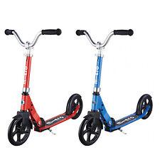 Micro Scooter Cruiser Kinder-Roller Tretroller Cityroller Trittroller V-Lenker