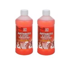 LDN Dr Fred Summit Arthritis & Sport Rubbing Alcohol Penetrating 16 oz Pack of 2