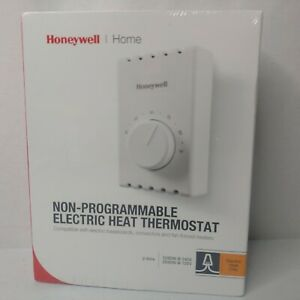 Honeywell Mechanical Non-Programmable Thermostat Electric Heat New Sealed