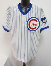 CHICAGO CUBS ERNIE BANKS (50-52) VINTAGE 1971 STYLE STITCH JERSEY MLB BASEBALL