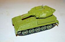 Dinky Toys 690 Army Alvis Scorpion Tank 1970s Military Striker Excellent Origina