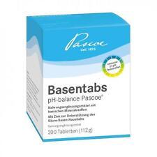 BASENTABS pH Balance Pascoe Tabletten 200 St