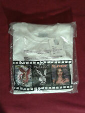 Limited Issue Rare Licensed Playboy T-shirt in Original Packaging with Tags