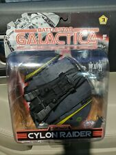 2005 Joyride Studios Battlestar Galactica Series 3 Cylon Raider Figure Sealed