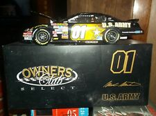 2007 MARK MARTIN 01 ARMY OWNERS CLUB  1 24TH SCALE DIECAST