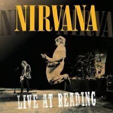 """NIRVANA """"LIVE AT READING"""" CD 24 TRACKS NEU"""
