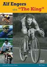 """NEW CYCLING DVD, ALF ENGERS AKA """"THE KING"""", A FILM BY RAY PASCOE"""