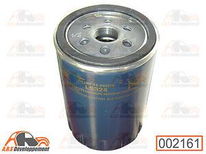 Filtre à huile PURFLUX origine  LS324 pour citroen SM moteur 2,7 - 2161 -