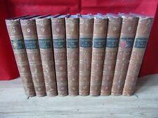 Causeries Du Lundi C. A. Sainte-Beuve 1851 10 Vols