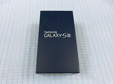 Samsung Galaxy SIII GT-I9300 16GB Blau! Gebraucht! Ohne Simlock! TOP! OVP!