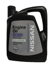 Genuine Nissan Fully Synthetic Diesel Engine Oil 5W30 - C400505W30PK