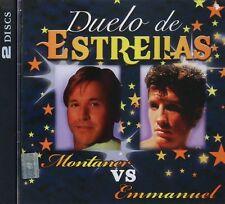 Ricardo Montaner y Emmanuel Duelo de Estrellas CD+DVD New Nuevo Sealed